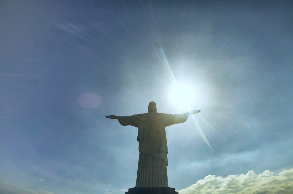 Back from Brazil