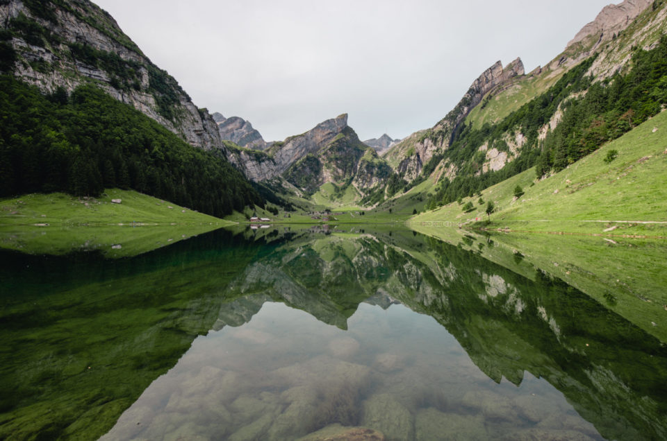 Swiss lakes